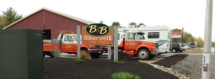 B&B Service Center